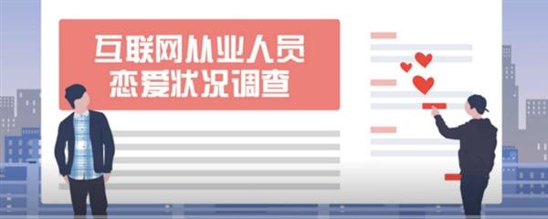 百度2018互联网人恋爱调查: 程序员恋